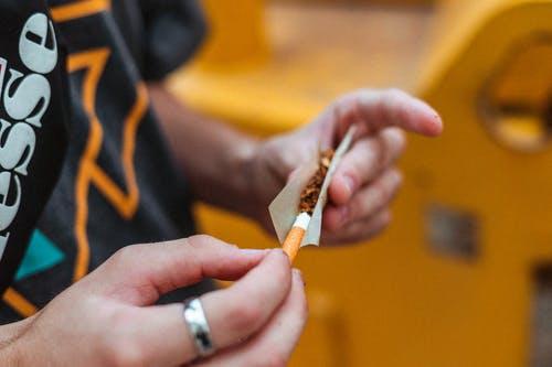 Cocaine addiction at drug rehab center