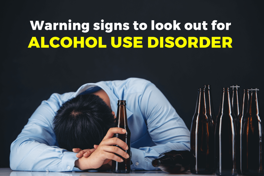 What are Warning Signs of Alcohol Abuse